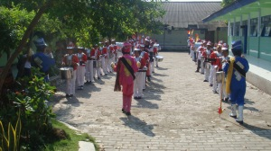 Latihan 2 Marching Band SDN Kedungsumber