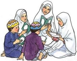 ibu rumah tangga islami